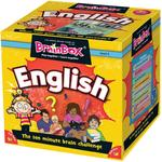 BrainBox English Card Game, 5yrs+