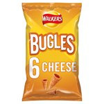Walkers Bugles Cheese 20g x