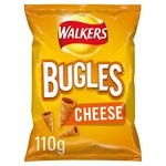 Walkers Bugles Cheese Snacks