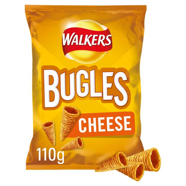 Walkers Bugles Cheese Snacks   Ocado