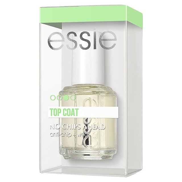 Essie care No Chips Ahead Nail Polish Top Coat