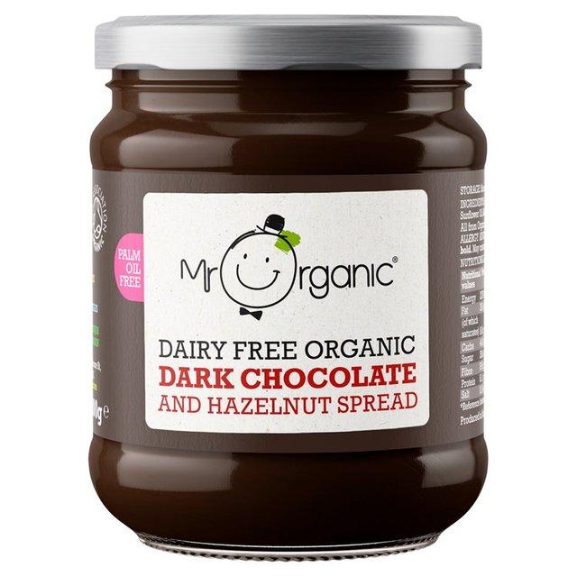 Mr Organic Dark Chocolate Hazelnut Spread Ocado