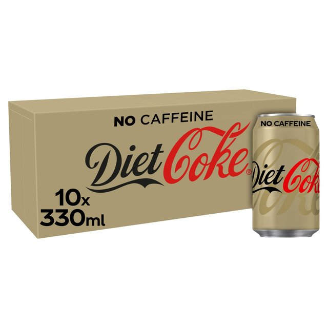 Diet Coke Caffeine Free Fridge Pack