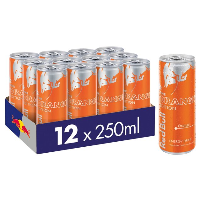 The orange edition total zero | red bull editions | bevnet. Com.