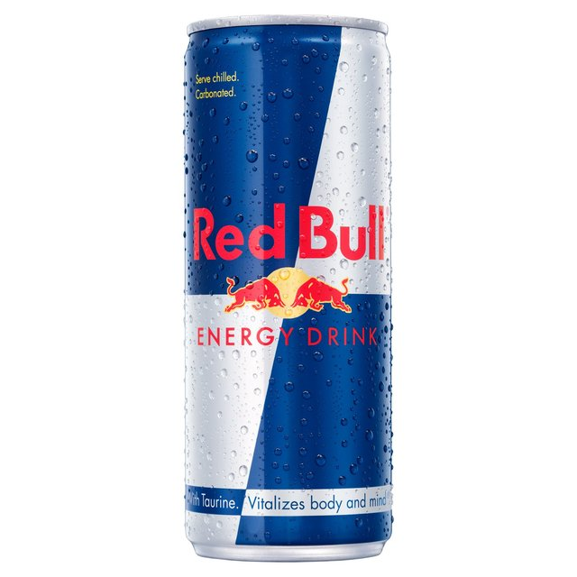 red bull energy drink 24 x 250ml from ocado. Black Bedroom Furniture Sets. Home Design Ideas