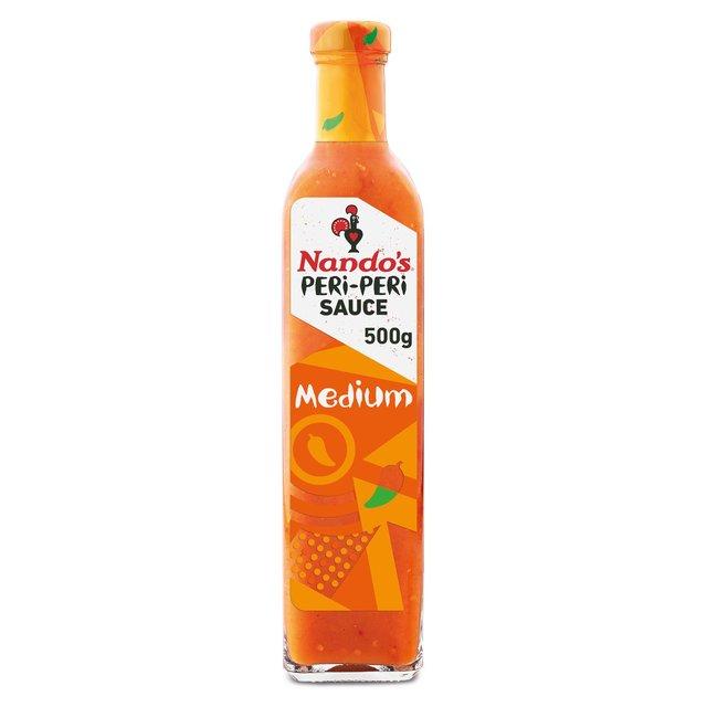 how to make nandos peri peri sauce