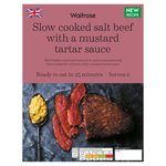 Waitrose Slow Cooked Salt Beef