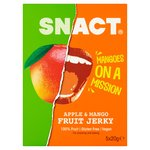 Snact. Apple & Mango Fruit Jerky Multipack