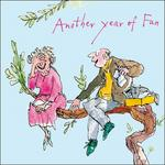 Quentin Blake Another Year Anniversary Card