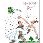 Quentin Blake Wedding Card