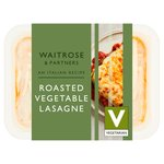 Waitrose Vegetable Lasagne