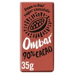 Ombar 90% Raw Chocolate Bar