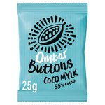 Ombar Coco Mylk Chocolate Buttons