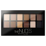 Maybelline Eye Shadow Palette, The Nudes