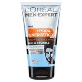 L'Oreal Paris Men Expert Skin & Stubble Purifying Face Wash at Ocado