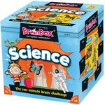 BrainBox Science Card Game, 7yrs+