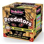 BrainBox Predators Card Game, 5yrs+