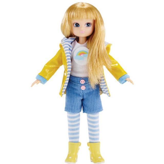 Lottie Doll Muddy Puddles, 3yrs+ | Ocado