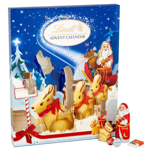 Advent Calendar Toys 25