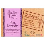 Organic Pure English Lavender Bar Soap