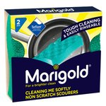 Marigold Cleaning Me Softly Non Scratch Scourer