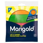 Marigold Let It Shine Microfibre Cloths
