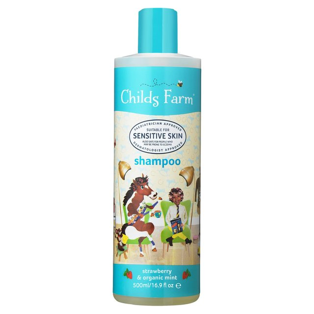 Childs Farm Shampoo Strawberry & Organic Mint