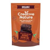 Creative Nature Organic Gluten Free Chia Cacao Brownie Mix