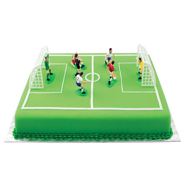 Football Figures Cake Toppers