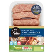 Rankin Outdoor Bred Pork Irish Sausages