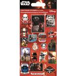 Star Wars Foil Stickers, 3yrs+
