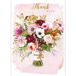 Thank You Card, Summer Blooms