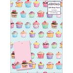Cupcakes Galore Gift Wrap Sheets