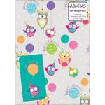 Party Owls Gift Wrap Sheets & Tags