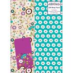 Garden Floral/Floral Spot Gift Wrap Sheets & Tags
