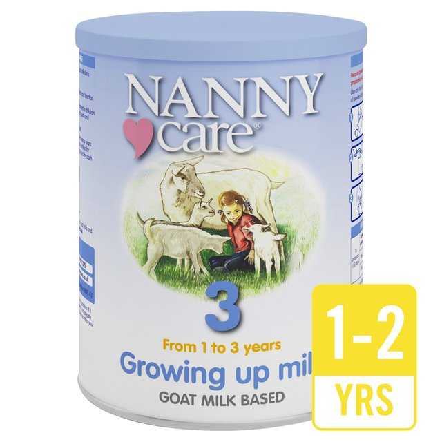 Nannycare Goat Milk Based Growing Up Milk