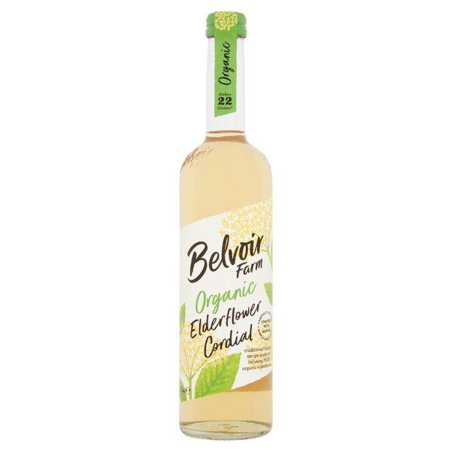 How To Make Elderflower Cordial Drink