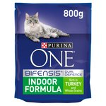 Purina ONE Indoor Cat Turkey & Whole Grains