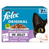 Felix Senior Mixed Selection in Jelly