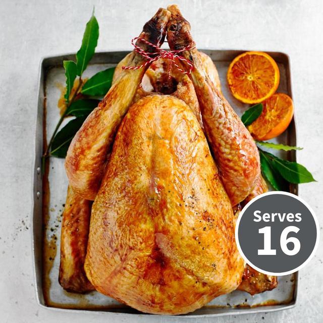 16 Serving Christmas Turkey Crown