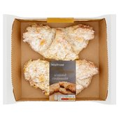 Waitrose Almond Croissants