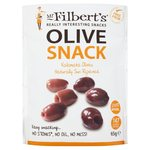 Mr Filberts Olive Snacks Pitted Kalamata Olives