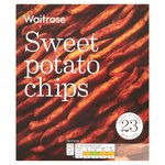 Waitrose Sweet Potato Chips