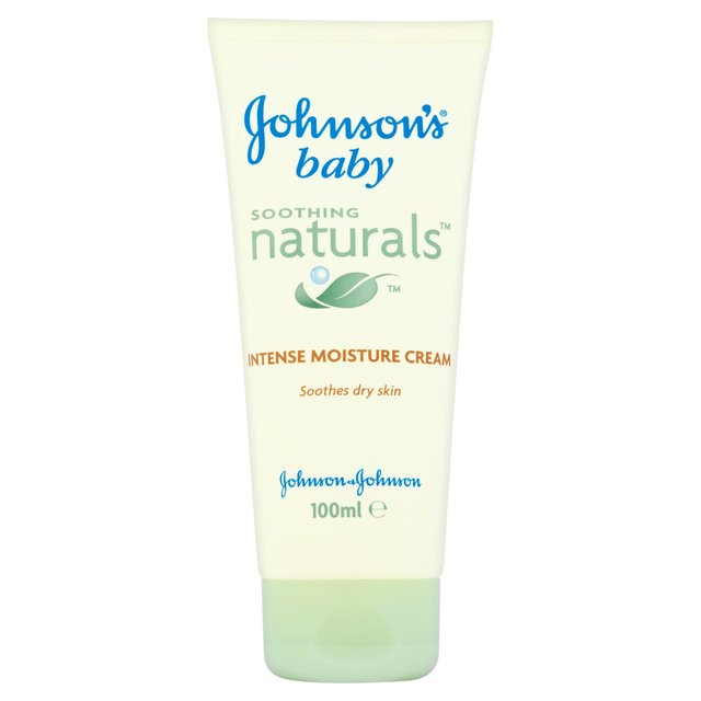 Johnson's Baby Soothing Naturals Moisture Cream