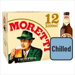 Birra Moretti Chilled To Your Door
