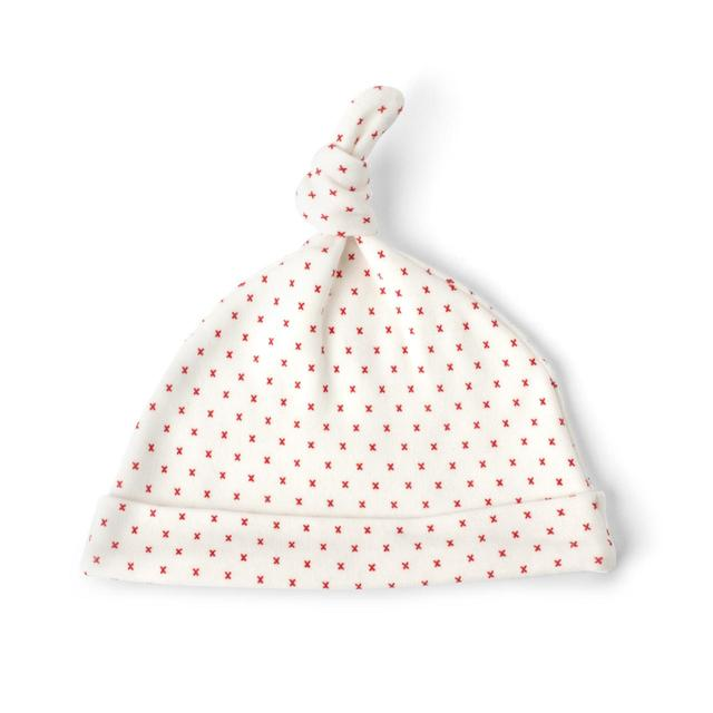 From Babies with Love Little Kisses Knot Hat