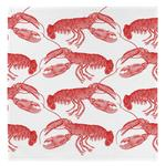 Thornback & Peel Napkin Set of 4 - Lobster, Coral