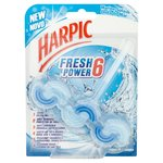 Harpic Fresh Power 6 Block Marine Splash