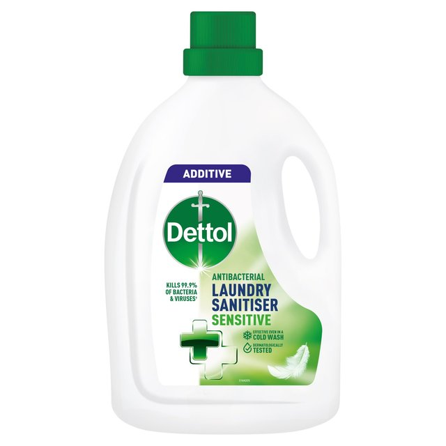 Dettol Laundry Cleanser Sensitive 2 5l From Ocado