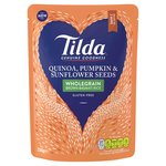 Tilda Steamed Basmati Quinoa, Pumpkin & Sunflower Seeds